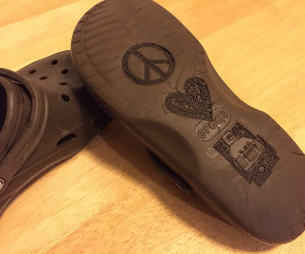 Customized Foot Print