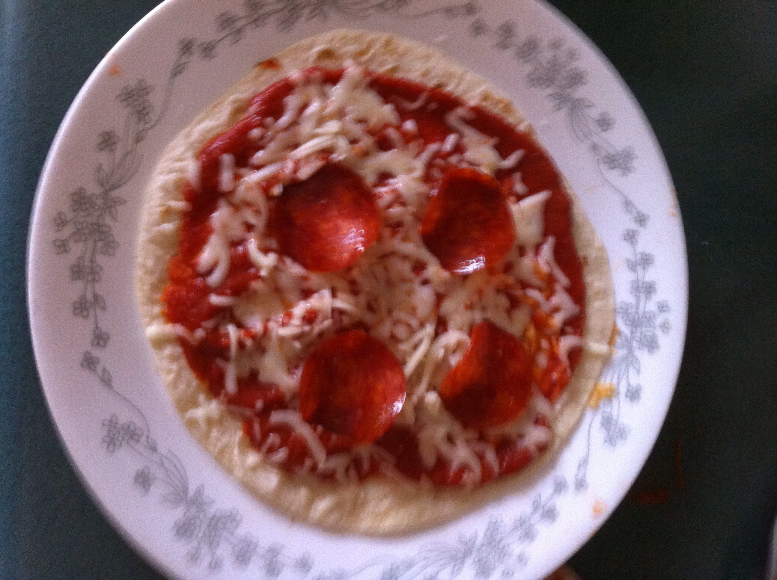 5-minute Pizza