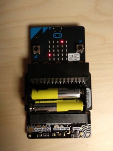 Micro:bit Noise Level Detector