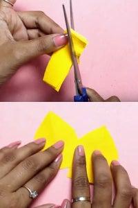 Let's Take Crepe Paper Petals!