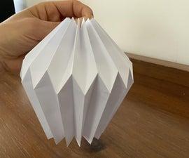 一张纸 - 一种折叠技术