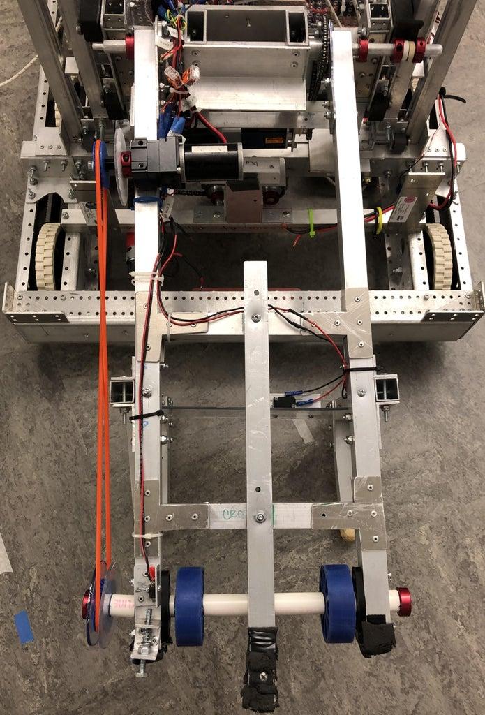 Fabricate Pickup Mechanism