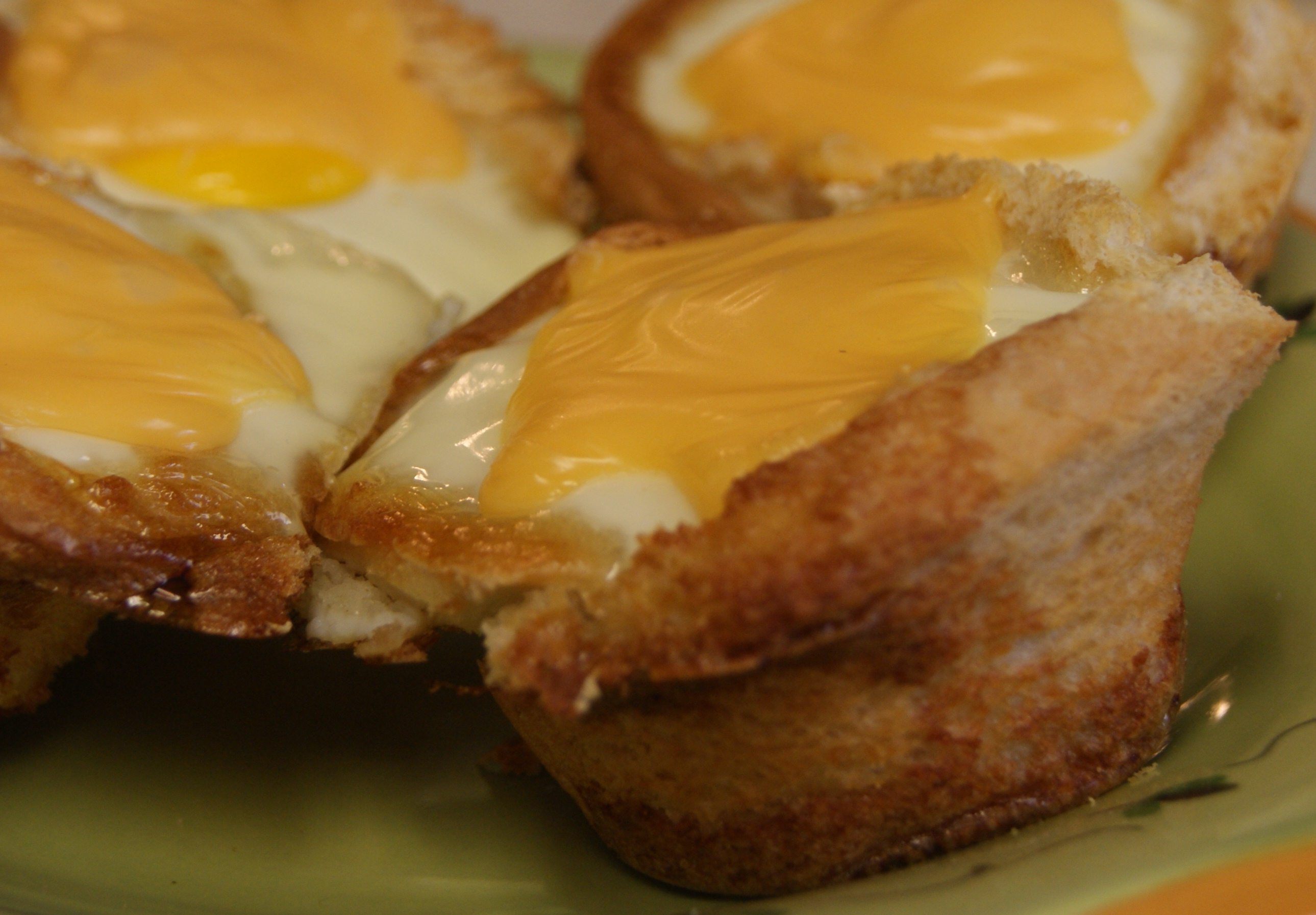 """Reconstructed egg Sandwich OR Egg McMuffin """"Muffins"""""""