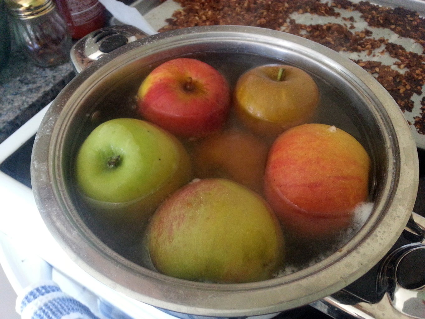 Prep Your Apples!
