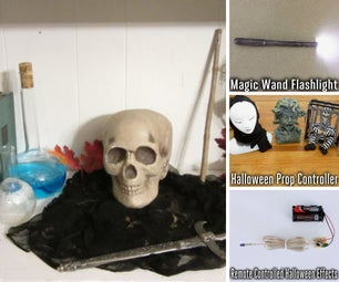 Halloween Props and Sets