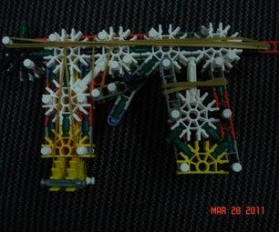 Knex Pistol: SP-8
