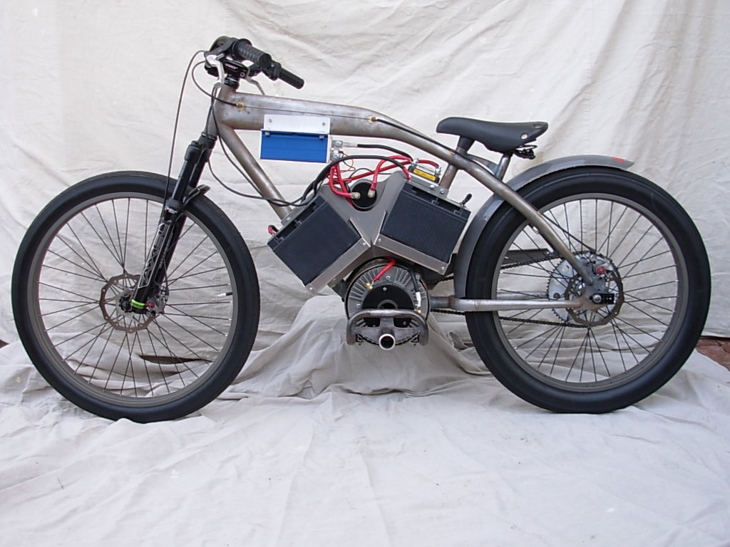 48V Electric Flat Tracker
