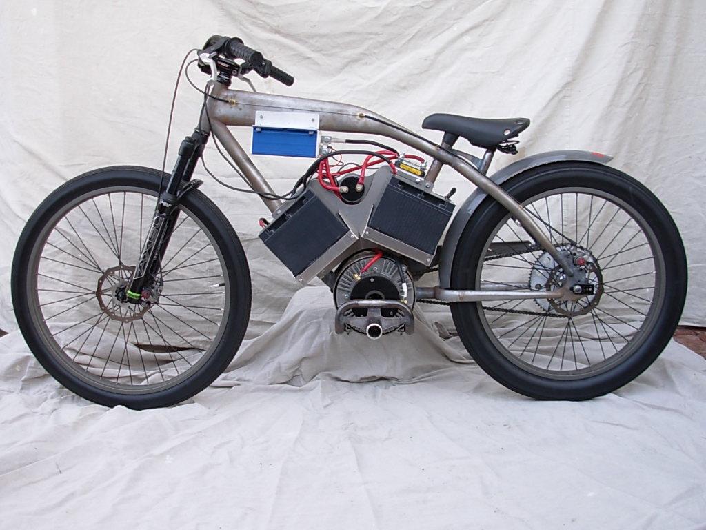 48V Electric Flat Tracker