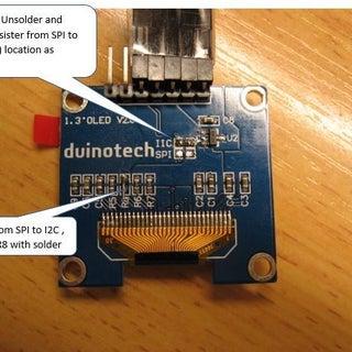 Rear of Jaycar 7 pin OLED 1.3 inch 128x64.JPG