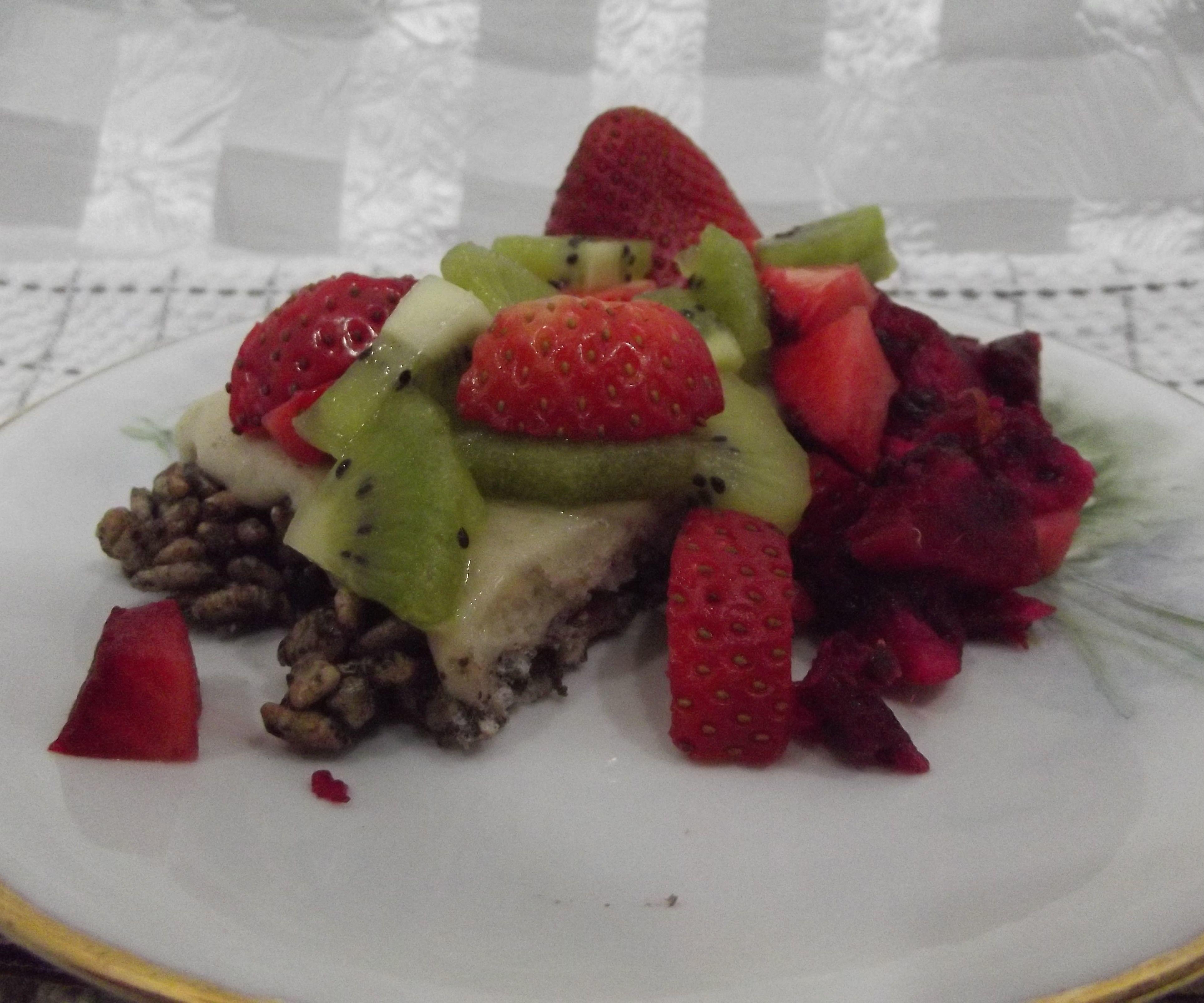 Fruit Pi(zza)