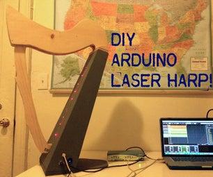 Arduino Laser Harp