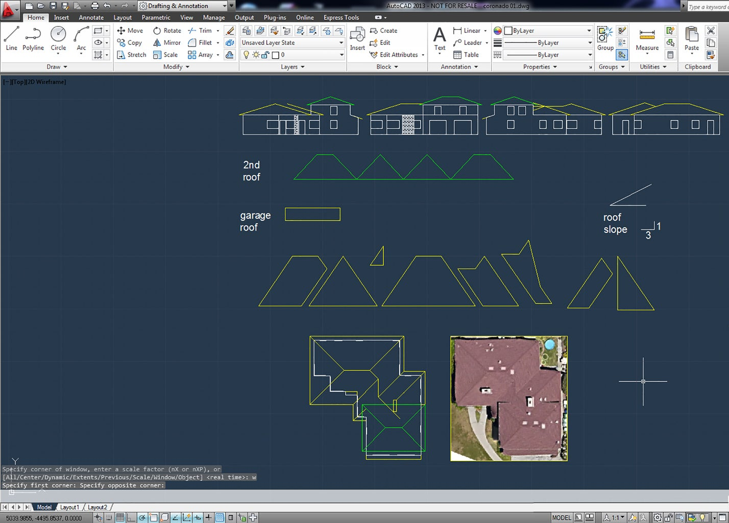 CAD - Roof Geometry