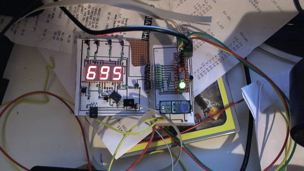 Make an Arduino Timer