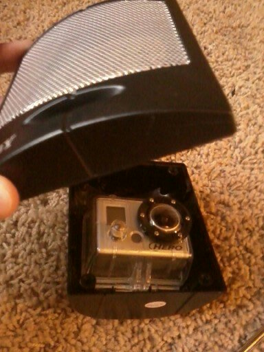DIY spy camera