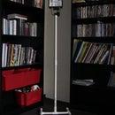 Build a Versatile PVC Light Stand for Under $5