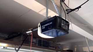 Easily Install Your Electric Garage Door Opener Yourself 9 Steps With Pictures Instructables