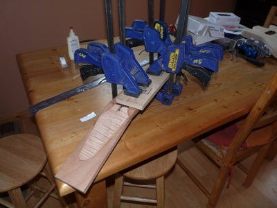 Assemble the Truss Rod and Fretboard