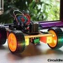 How to Make Bluetooth Controlled Car Using Arduino UNO R3, HC 05 Bluetooth, L298N Motor Driver