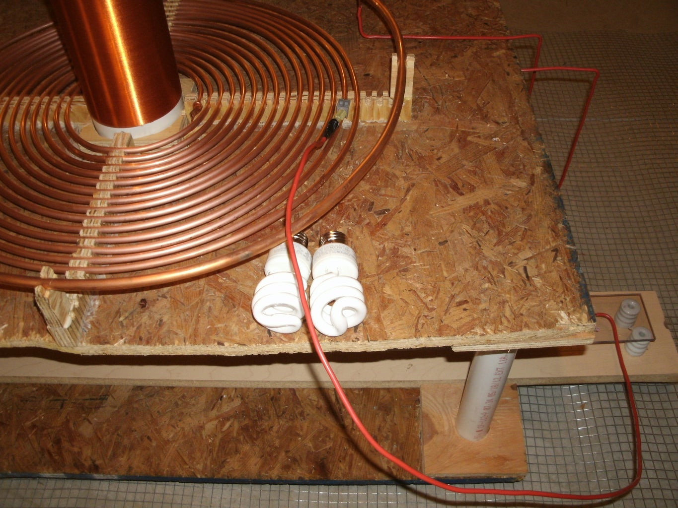 The Primary Coil