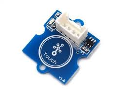 Interfacing 3-axis Accelerometer,touch Sensor and Servo Motor
