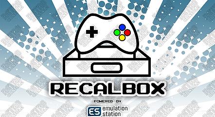 Frontend: Recalbox and Kodi