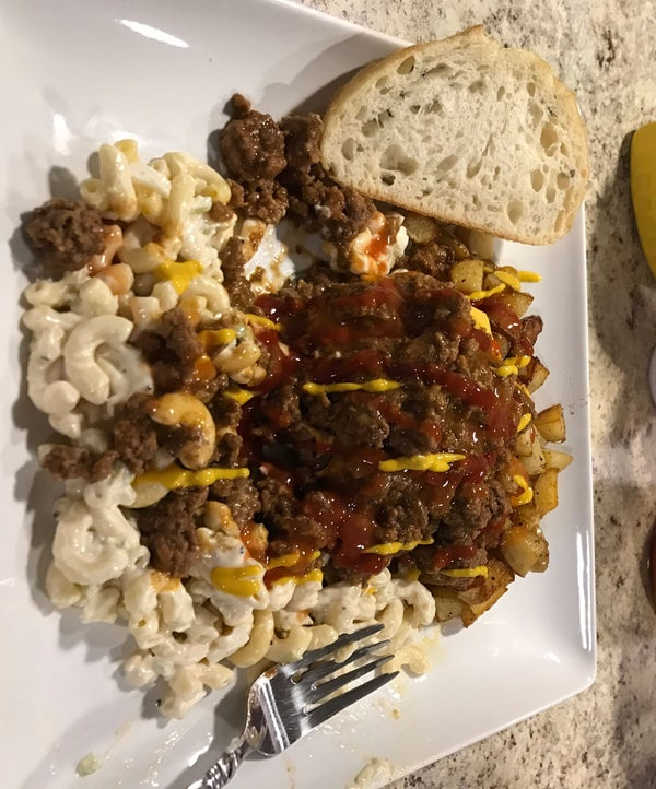 How to Make a Garbage Plate
