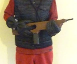 Gorilla Soldier Rifle