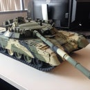 Replica T80 Battle Tank