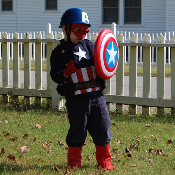 Ultimate WW2 Captain America Costume