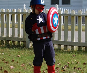 Ultimate WW2 Captain America Costume