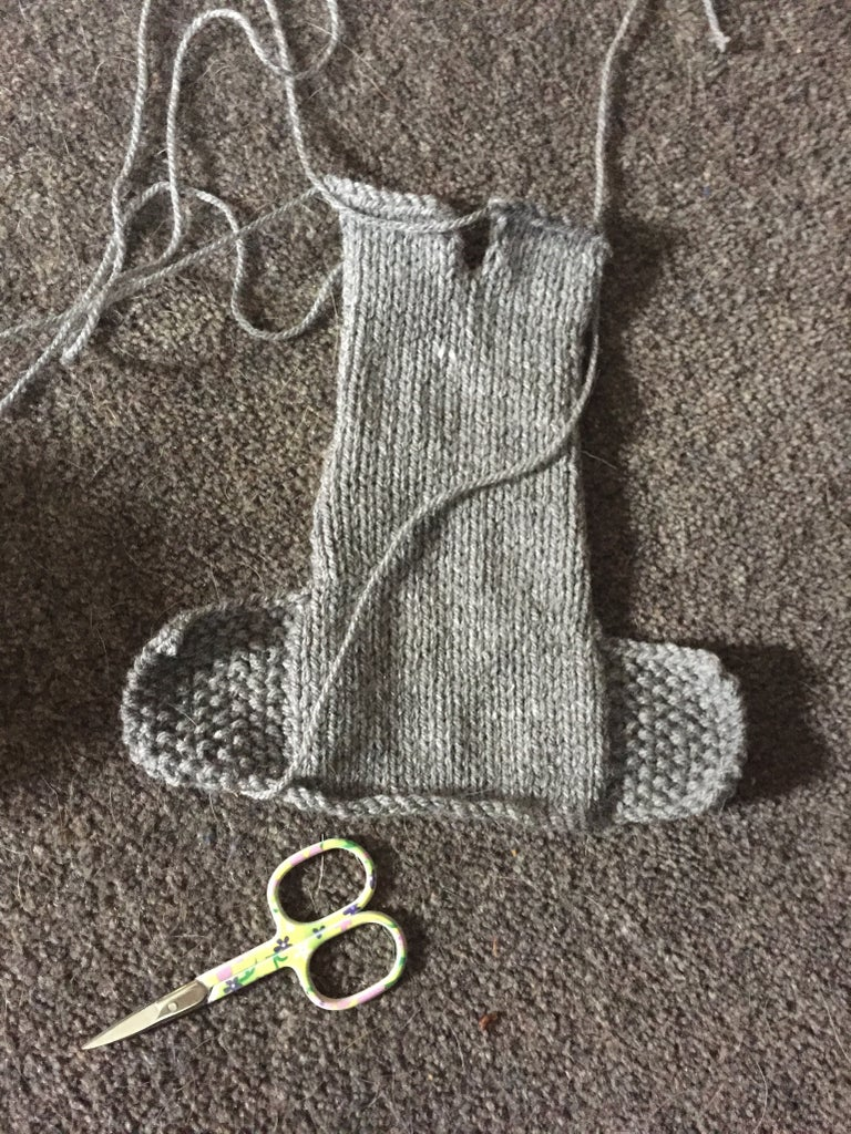 Knitting the Pieces