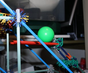 K'NEX Red Ball Dropper