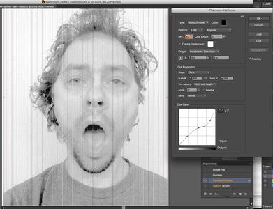 Convert Your Image Into a Halftone