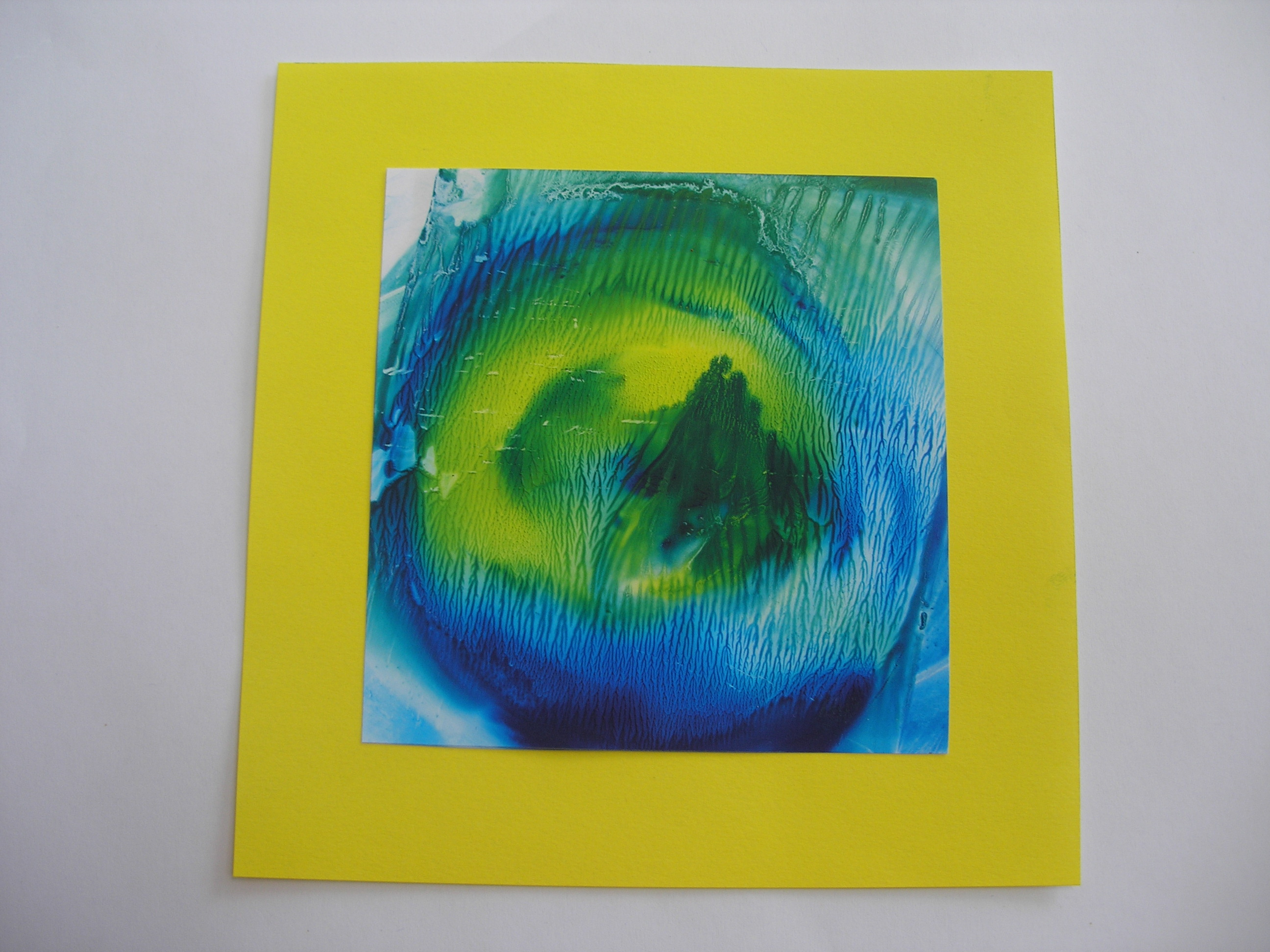 Monotype/Monoprint tutorial for beginners and children