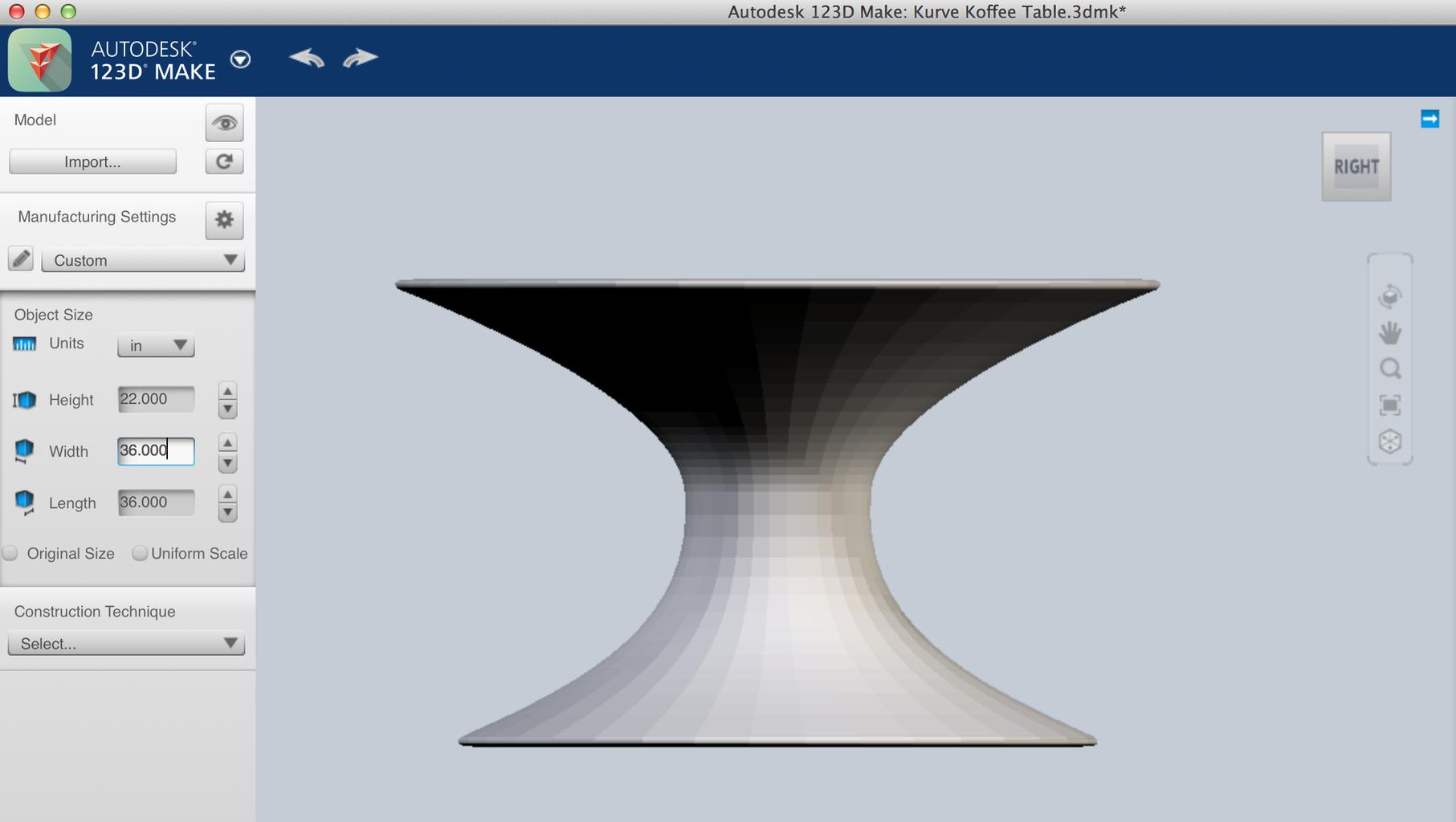 Designing the Basic Form