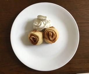 Mini Butterscotch Scrolls