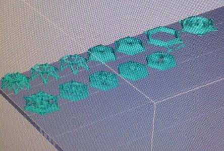 3D PRINT the Particle