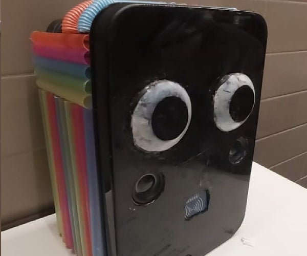 JUKEBOT! (jukebox With RFID Scan, Speakers, Leds and Arduino)