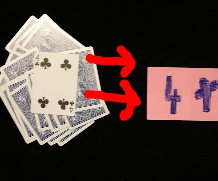Prediction Magic Trick Revealed!