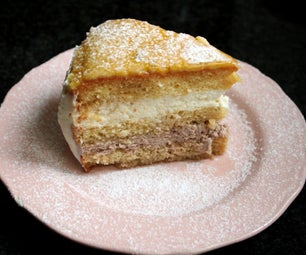 圣马克蛋糕(12世纪食谱)