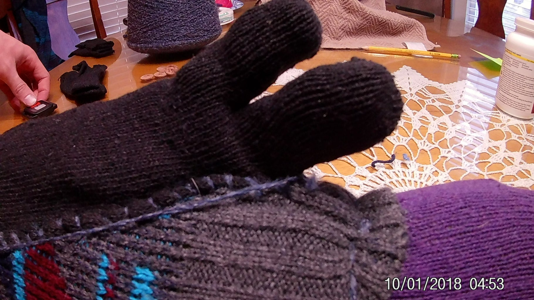Adding the Side Gloves (Part 2)