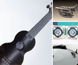 3D Printing for Music Makers