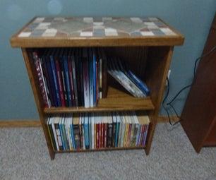Easy Build - Nice Finish Book Shelf