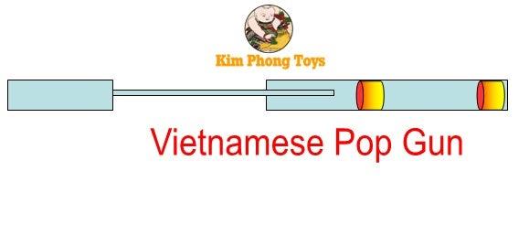 Vietnamese Pop Gun