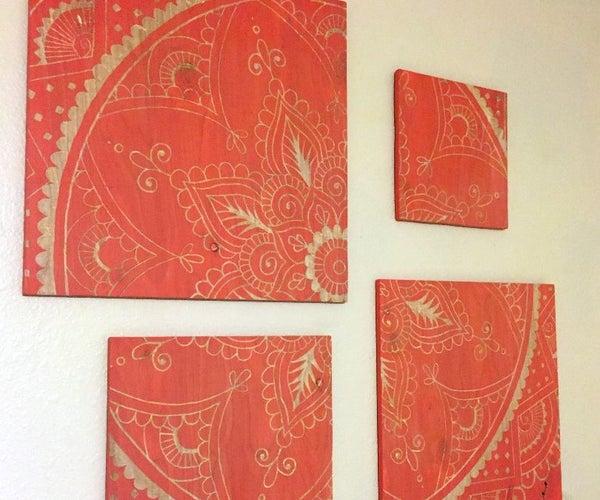 Mandala Panels