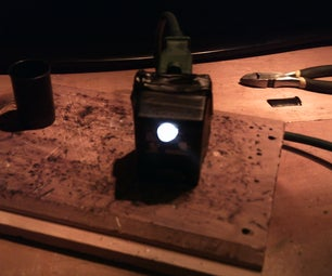 DC LED Night Light