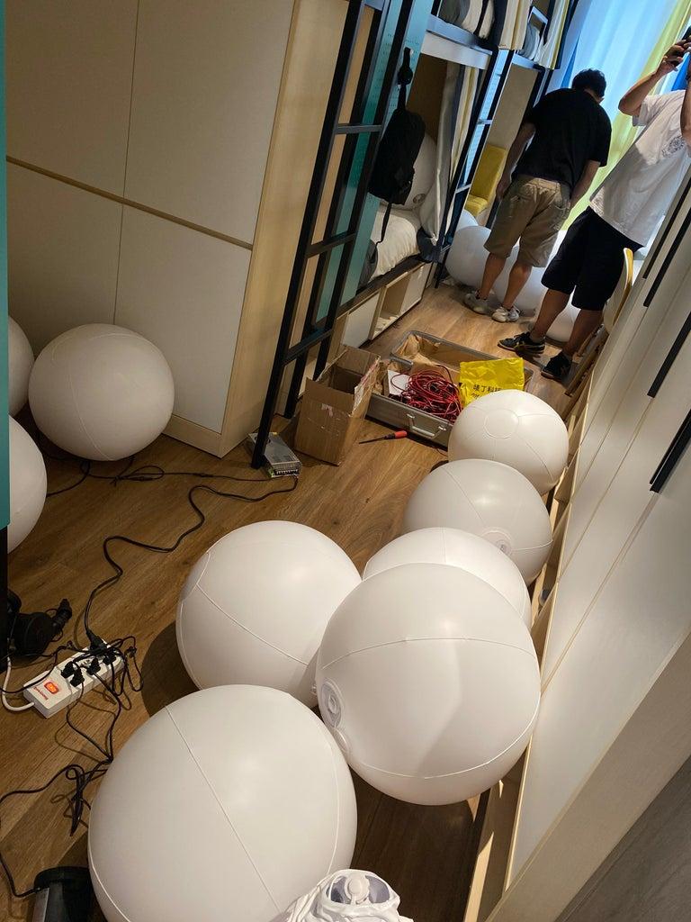 Gas the Balloons