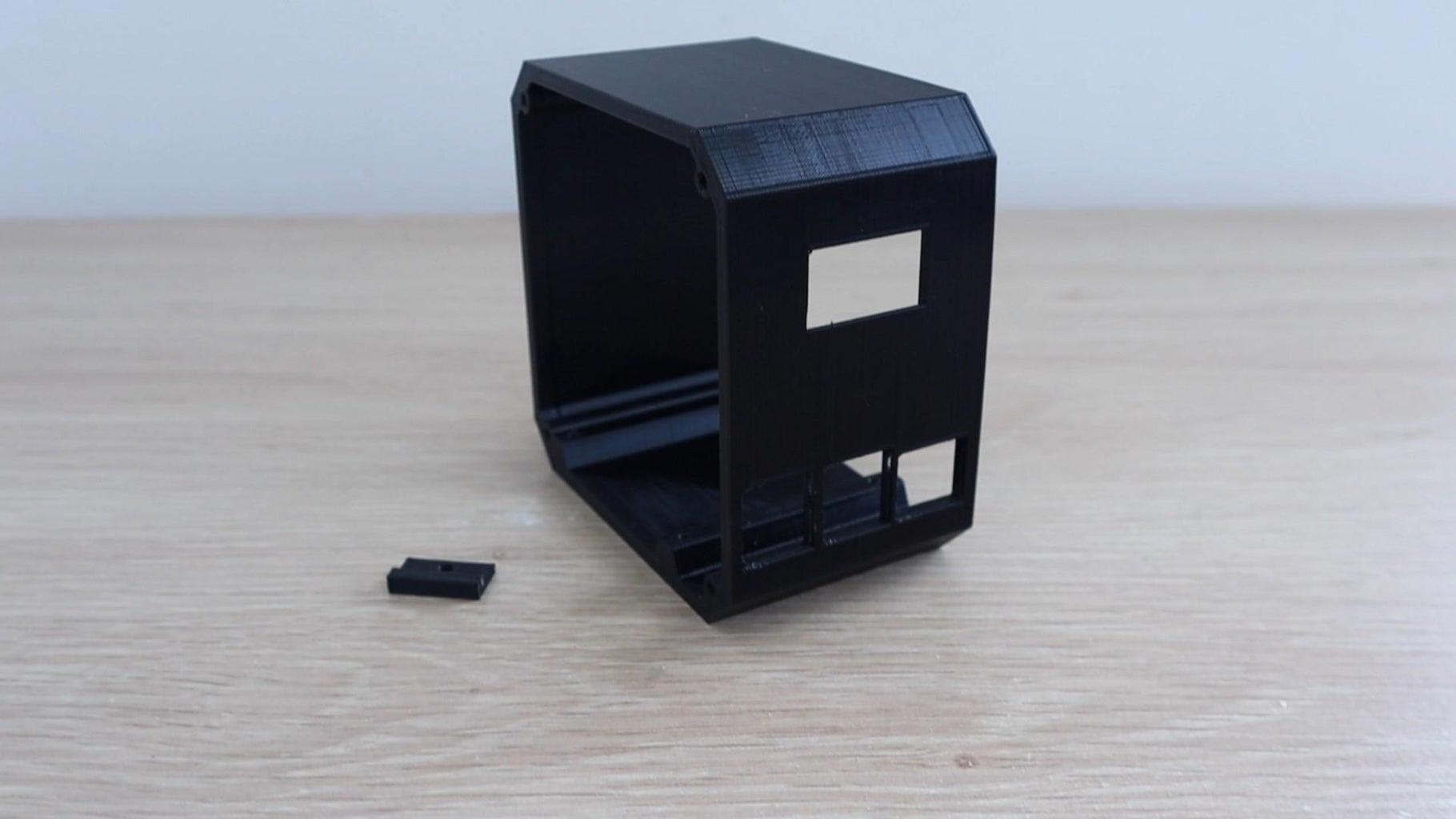 3D Print the Case Body