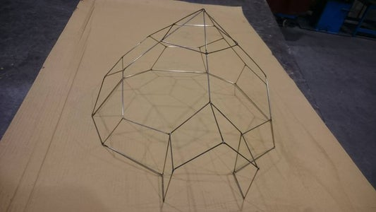 First I Made a Model to See If All Dimensions Are Correct..