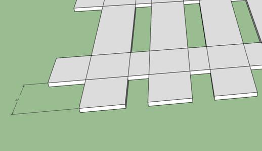 Second Cross Piece